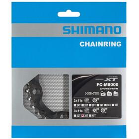 Shimano Deore XT FC-M8000 kettingblad 3-speed zwart
